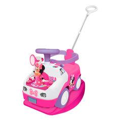 Акция на Каталка Kiddieland Чудомобиль Танцующая Минни 3 в 1 (055749) от Будинок іграшок