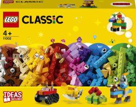 Акция на Конструктор LEGO Classic Базовый набор кубиков (11002) от Будинок іграшок