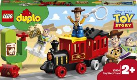 Акция на Конструктор LEGO Duplo Toy Story Поезд История игрушек (10894) от Будинок іграшок