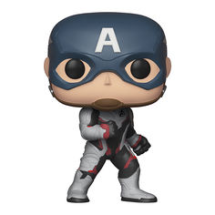 Акция на Фигурка Funko Pop Avengers Капитан Америка в белом костюме (36661) от Будинок іграшок