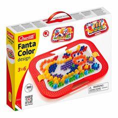 Акция на Игрушка-мозаика Quercetti 300 элементов (0900-Q) от Будинок іграшок