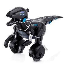 Акция на Интерактивная игрушка Мини-робот Мипозавр WowWee (W3890) от Будинок іграшок