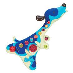 Музыкальная игрушка Пес-гитарист Battat (BX1206Z) от Будинок іграшок