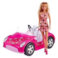 Акция на Кукла Штеффи с кабриолетом Simba (5738332) от Будинок іграшок