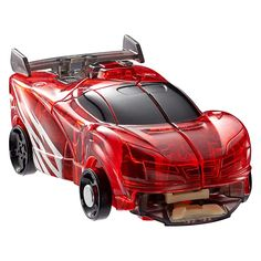 Акция на Машинка-трансформер Screechers Wild L1 Ревадактиль (EU683112) от Будинок іграшок
