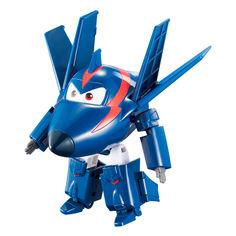 Акция на Игрушка-трансформер Super Wings Агент Чейз (EU720223) от Будинок іграшок