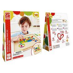 Акция на Мозаика для раскрашивания HAPE Обезьянка (E5115) от Будинок іграшок