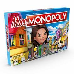 Акция на Настольная игра Hasbro Gaming Мисс Монополия на русском (E8424) от Будинок іграшок