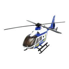 Акция на Игрушечный вертолет Dickie toys Sos Воздушный патруль со светом и звуком (3716019) от Будинок іграшок