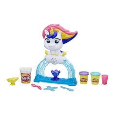 Акция на Набор Play-Doh Фабрика мороженного Единорог Тути звуковой (E5376) от Будинок іграшок