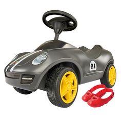 Толокар Big Стильный Porsche со звуковым эффектом (56346) от Будинок іграшок
