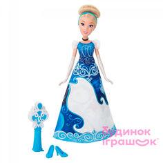Акция на Кукла DPR Золушка Магическая история платье (B5295/B5299) от Будинок іграшок