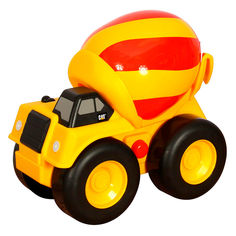 Акция на Игрушка Цементовоз со светом и звуком Toy State 23 см (80327) от Будинок іграшок