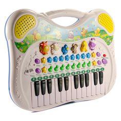 Синтезатор Genio Kids Поющие друзья (PK39FY) от Будинок іграшок