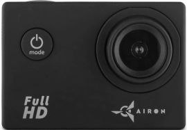 Акция на Экшн-камера AirOn Simple Full HD Black (4822356754471) от Територія твоєї техніки
