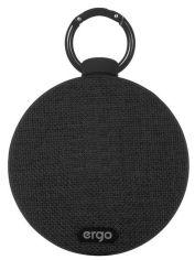 Акция на Портативная акустика Ergo BTS-710 Black от Територія твоєї техніки