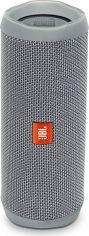 Акция на Портативна акустика JBL Flip 4 Grey (JBLFLIP4GRAY) от Територія твоєї техніки