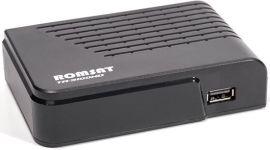 Акция на ТВ-ресивер DVB-T2 Romsat TR-9100HD от Територія твоєї техніки