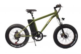 Электровелосипед Maxxter Allroad Military Green от Територія твоєї техніки
