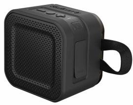 Акция на Портативная акустика SkullCandy Barricade Mini (S7PBW-J582) Black от Територія твоєї техніки