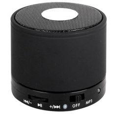 Акция на Портативная Bluetooth акустика S-10 Black от Територія твоєї техніки