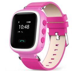 Детские умные часы с GPS-трекером GW900 (Q60) Pink от Територія твоєї техніки