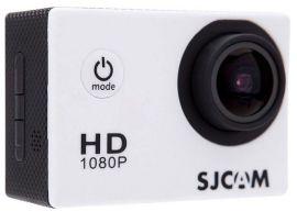 Экшн-камера SJCAM SJ4000 White от Територія твоєї техніки