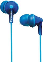 Акция на Навушники Panasonic RP-HJE125E-A Blue от Територія твоєї техніки